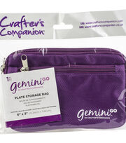 Crafter's Companion Gemini GO Plate Storage Bag, , hi-res