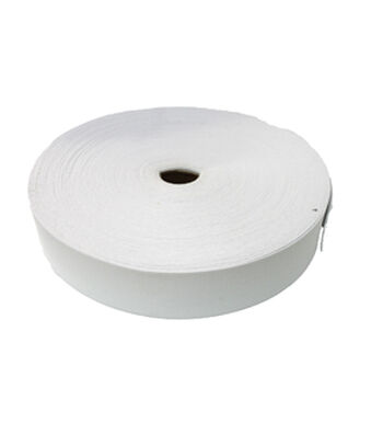 "Pellon 2"" x 50yd Roll Knit Elastic- White"