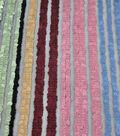 Casa Embellish Dahlia Fabric-Wide Stripe Sequin on Mesh