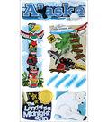 Jolee\u0027s Boutique Dimensional Stickers-Alaska