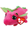 TY Beanie Boo Pink Dragon-Darby