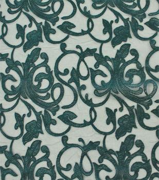 Casa Embellish Ember Tapestry Fabric-June Bug