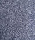 Sportswear Reversible Herringbone Fabric 57\u0022-Navy & Gray
