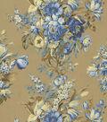 Home Decor 8\u0022x8\u0022 Fabric Swatch-Waverly Grand Entrance Blue Jay