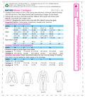 Kwik Sew Pattern K4192 Misses\u0027 Shawl Collar Cardigans-Size XS-S-M-L-XL