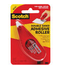 Scotch Double-Sided Adhesive Roller-.27\u0022X8.7yd