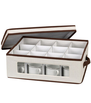 Household Essentials Window Vision Cup Chest