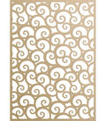 Ultimate Crafts Special Occasions Die-Vintage Swirling Background