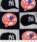 New York Yankees Fleece Fabric -Block
