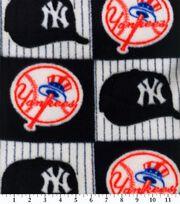 New York Yankees Fleece Fabric -Block, , hi-res