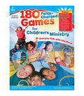 180 Faith-Charged Games for Childrens Ministry Resource Book, Grade K-5