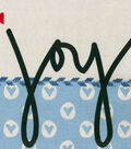 ED Ellen DeGeneres Upholstery Fabric 27\u0027\u0027-Denim with Joy