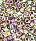 Beadsmith Miyukki Delica Bead-Purple Iris
