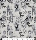 Harry Potter Cotton Fabric 44\u0022-Mystery of Magic