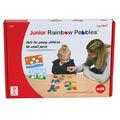 Junior Rainbow Pebbles Activity Set