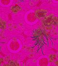 Brocades Fabric 44\u0022-Hot Pink