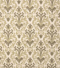 Home Decor 8\u0022x8\u0022 Fabric Swatch-Jaclyn Smith Cider  Avocado