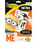 Colorforms Fun Pack Re-Stickable Sticker Set-Despicable Me
