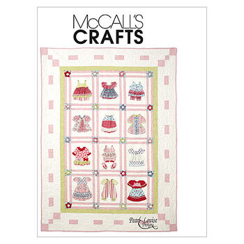 McCall's Crafts Quilting-M6412