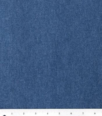 "Sew Classic Bottom Weight 7 oz. Denim Fabric 57""-Medium Wash"