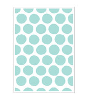 Park Lane 5''x7'' Embossing Folder-Brush Dots, , hi-res