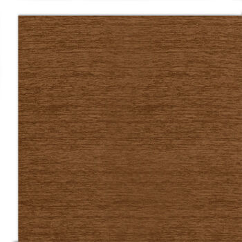 Ruggable 2pc Washable Rug System-Solid Chenille Tobacco