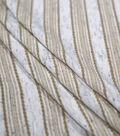 Endless Sea Knit Fabric 66\u0027\u0027-Sand Slub Stripe