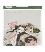 Kaisercraft Everlasting Collectables Die-cut Cardstock, , hi-res