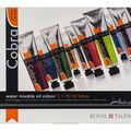 Cobra Artist 40ml Oil Paint Set 5/Pkg-Starter