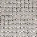 Lightweight Décor Fabric-Light Gray Velvet Bubble