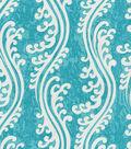 Waverly Multi-Purpose Decor Fabric 56\u0022-Turning Tides/Lagoon