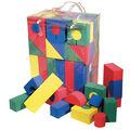 Chenille Kraft Company 68 pk Assorted WonderFoam Activity Blocks