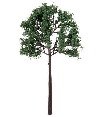 "Diorama 4"" Tree With Powder 2/Pkg-Green"