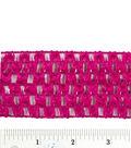 1-3/4\u0027\u0027 stretch crochet braid trim