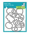 Lawn Fawn Lawn Cuts Custom Craft Die-Chit Chat