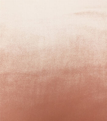 "Liquid Velvet Fashion Apparel Fabric 33""-Peach Skin"