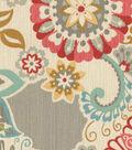 Waverly Sun N\u0027 Shade Outdoor Fabric 54\u0022-Solar Energy Spring
