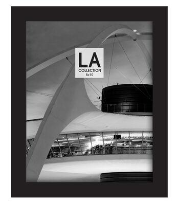 LA Collection Wood Frame 8x10-Black