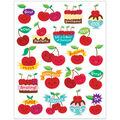 Cherry Scented Stickers 12 Packs