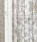 Keepsake Calico Cotton Fabric -Cream Distress Wood