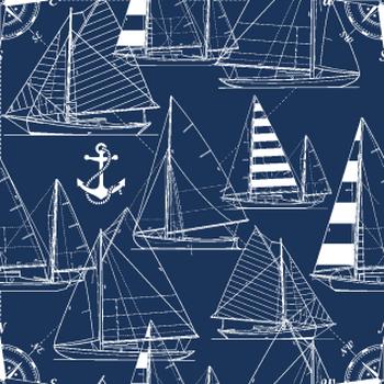 Sailboat Blueprint