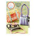 Kwik Sew Crafts Totes & Bags-K0142