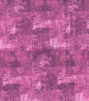 Wide Flannel Fabric -Pink Blender