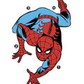 York Wallcoverings Wall Decals-Classic Spider-Man