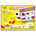 TREND Colors & Shapes Bingo Game