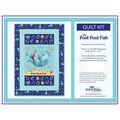 Quilt Kit-Pout Pout Fish  by Riley Blake