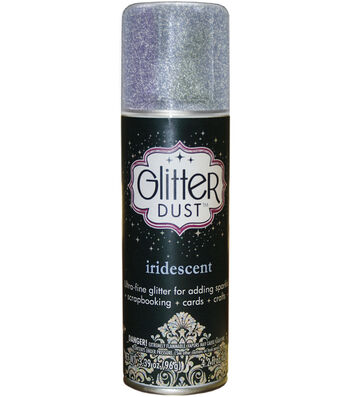 Glitter Dust Aerosol Spray 4.2oz