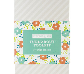 Concord & 9th Turnabout Toolkit Everyday Bouquet