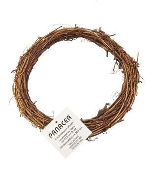 8-Inch Grapevine Wreath