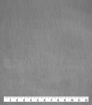 Faux Leather Fabric-Bright Silver Foil